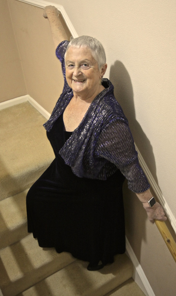 Frocks On The Stairs 851  John D Durrant  Flickr-2102