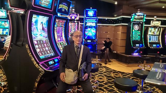 各種娯楽が整ったカジノ