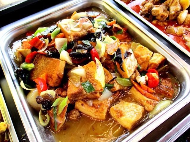 Wu Zhao Pai tofu