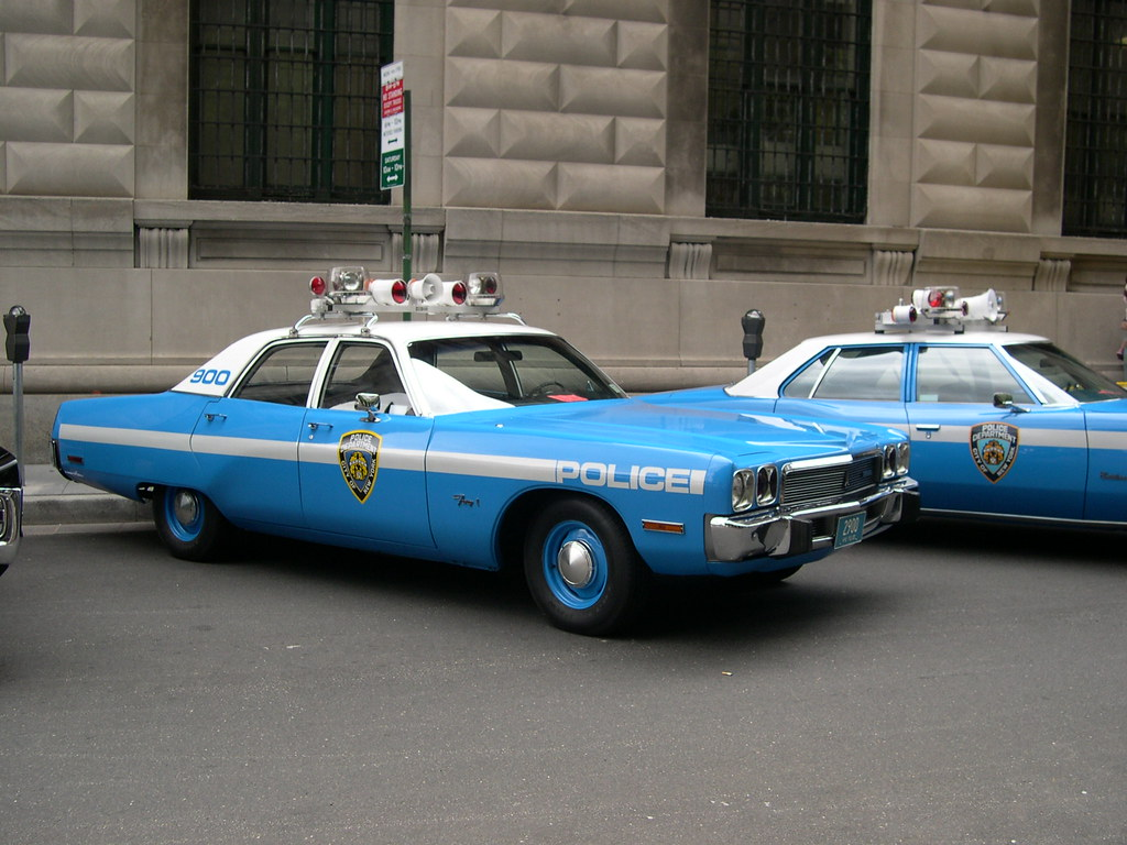 Old Nypd Police Cars For Sale