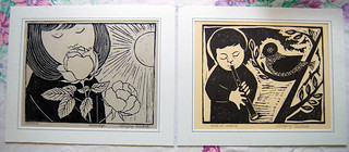 margery niblock prints | by SouleMama