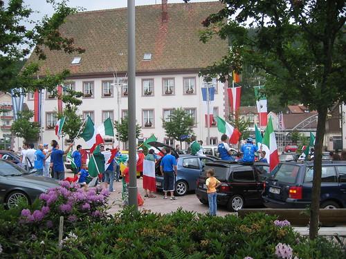 italien achtelfinale