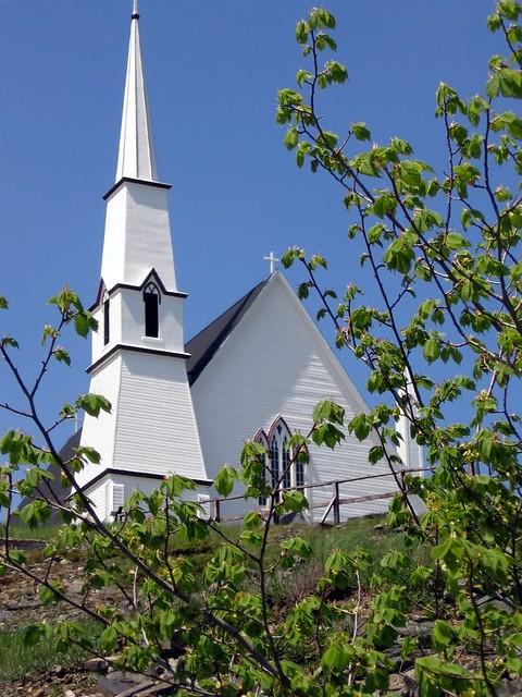 King's Cove Church | The Catholic Church in King's Cove ...