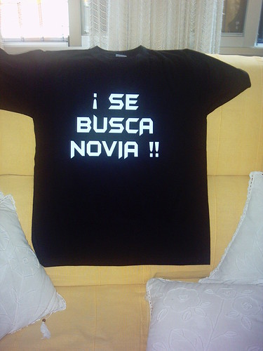 Camiseta frontal | by Surzin