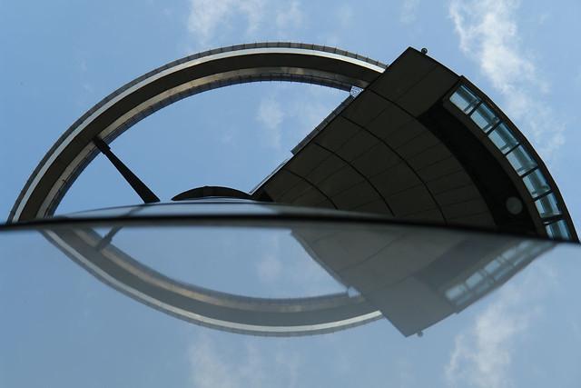 Arquitectura Futurista Adivina Una Futurista Nave