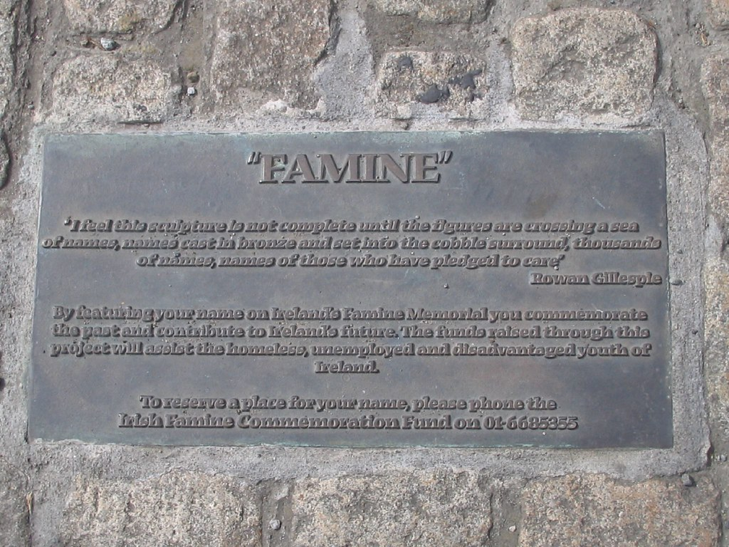the great famine in ireland between 1845 and 1849 Food exports from ireland during the famine  cormac o'grada documents that in 1845, a famine year in ireland.