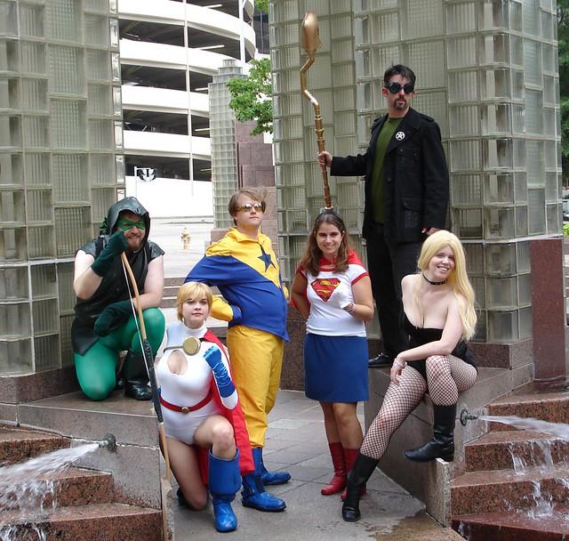 JLC (Justice League Charlotte) | Willrad von Doomenstein ...