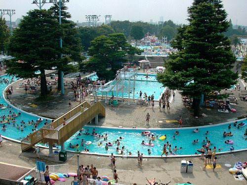 Arena Waterpark Toshimaen