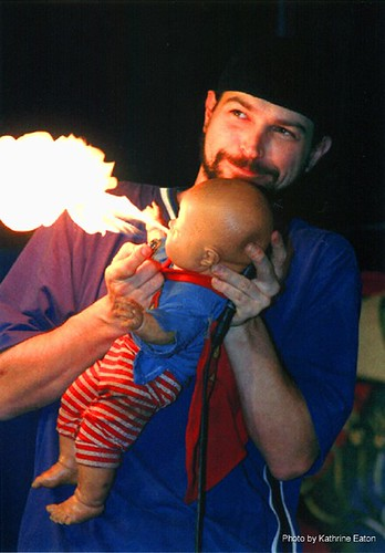 Mark Faje and Super Baby | by Norwood Matt