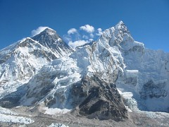 Everest/Chomolungma and Nuptse | by apurdam (Andrew)