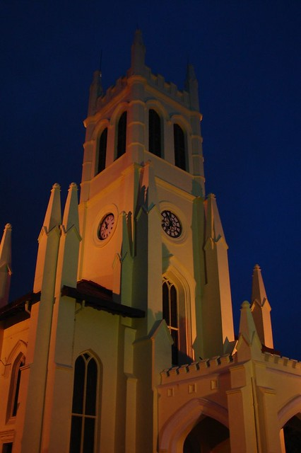Christ Church In Shimla India A View Of The Christ Church Flickr Photo Sharing