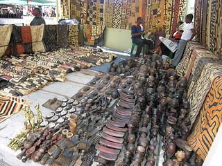 African Craft Market Cape Town