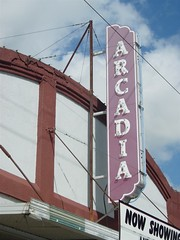 Arcadia Theatre | by cynical pink