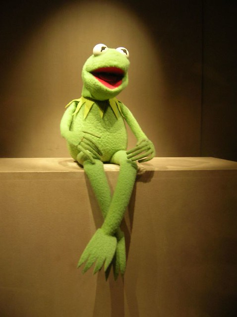 Kermit The Frog Mens Clothing