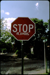 Stop Blaming | by devils rancher