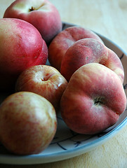 Pluots and donut peaches | by maki