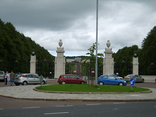 Stormont Estate: Prince of Wales Gate on the Newtownards Road, Belfast | by Garibaldi McFlurry