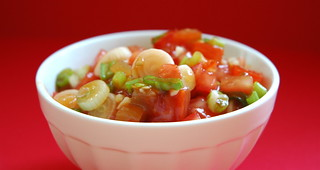 Chili Tomato Salsa | by MeetaK