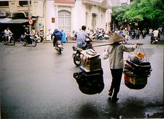 "Beside ""Dong Xuan"" market by rockable84"