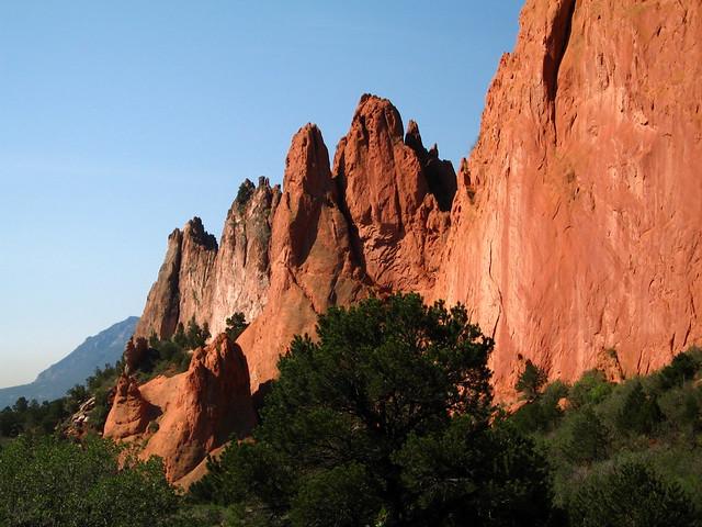 Garden Of The Gods Colorado Springs Co >> Cathedral Rock | Garden of the Gods Colorado Springs, CO ...