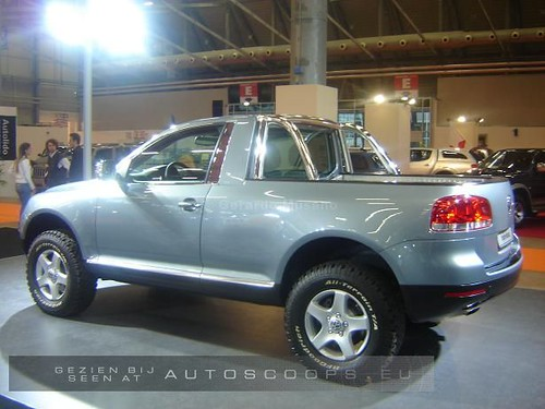 touareg pickup conversion wwwautoscoopseuimagesvwtouar flickr