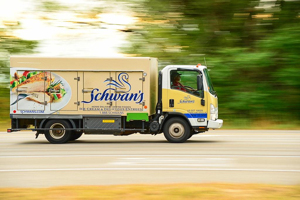 Schwan S Food Truck