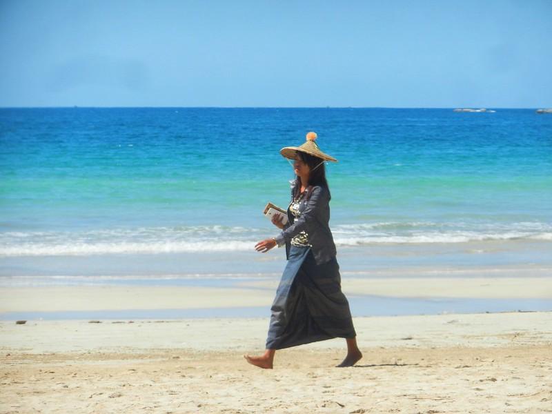 Мьянма, костюмы
