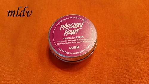 baume à lèvres Passion fruit lush
