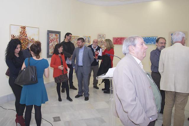 Inauguración Exposición Manolo Sánchez (17/01/2017)