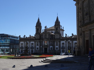 Iglesia y Hospital San Marcos