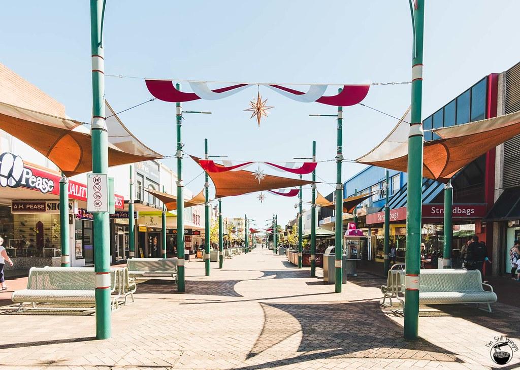 Devonport town centre