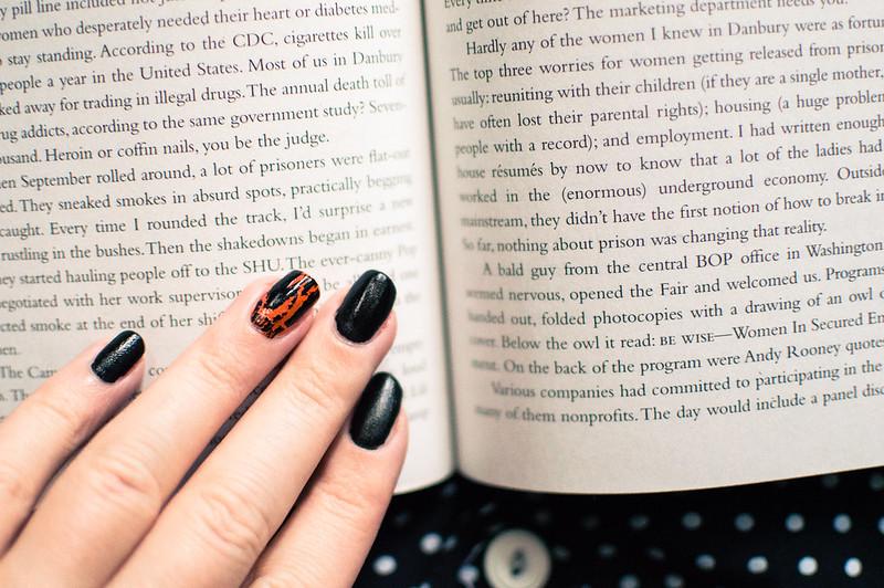 Book and Nail OITNB
