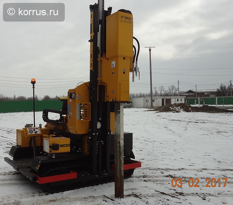 самоходная машина BTP HEAVY DUTY в Краснодарском Крае