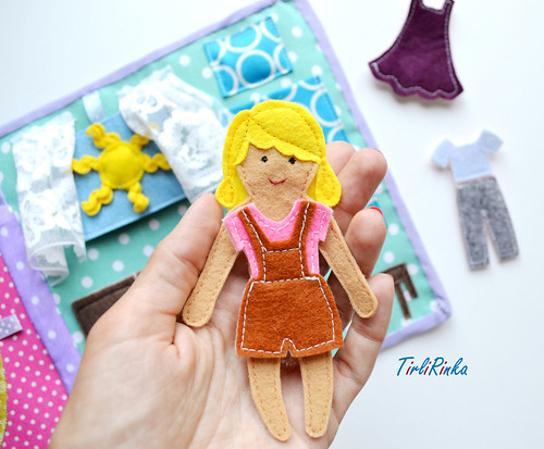 tirlirinka felt book | by tirlirinka