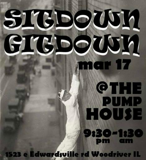 Sitdown Gitdown 3-17-17