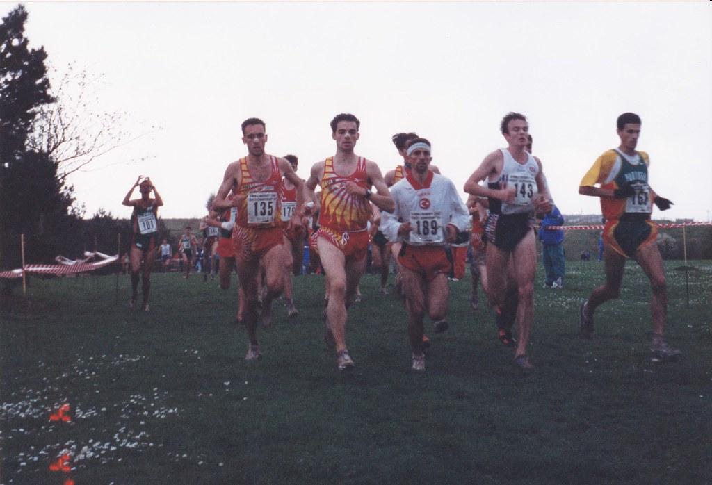 Momento de la carrera en Luton. Foto 060.
