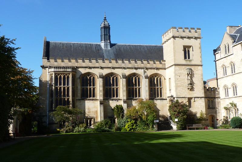 Abigail McKern's Touring Adventures: Oxford