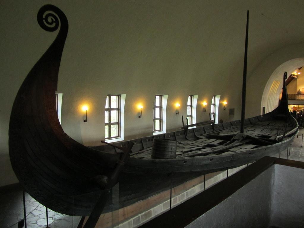 Barco Vikingo mejor conservado