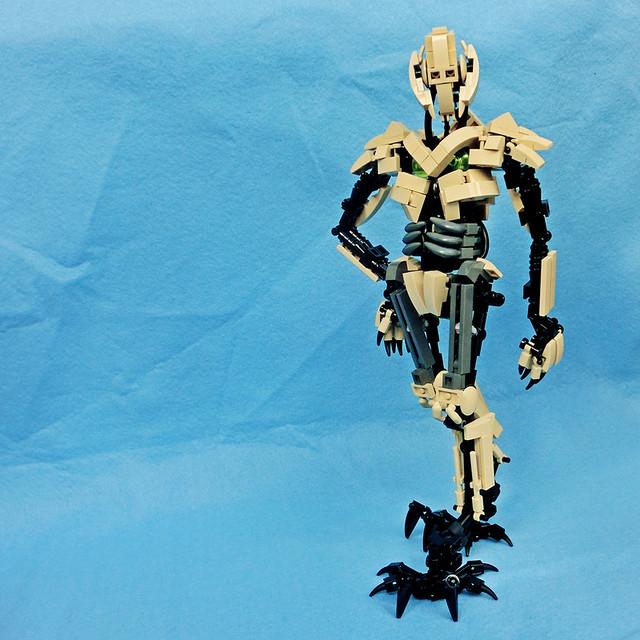 General Grievous, by umamen, on Flickr