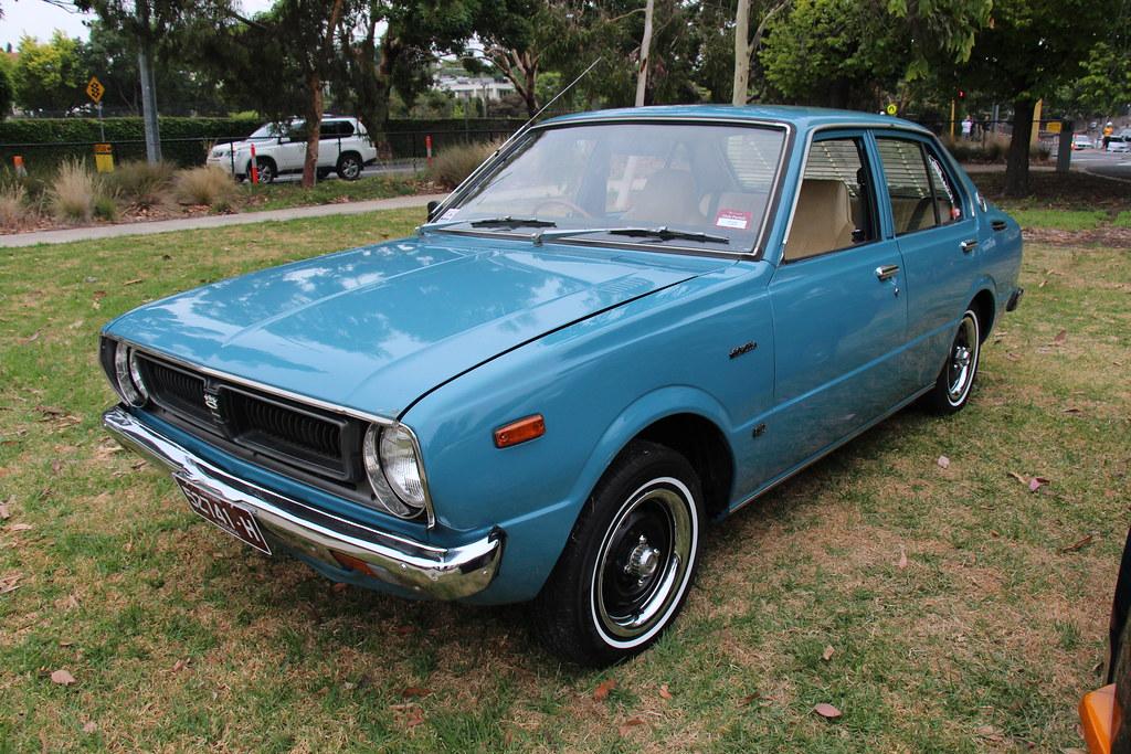 1976 Toyota Corolla KE30 CS Sedan | The Corolla was ...