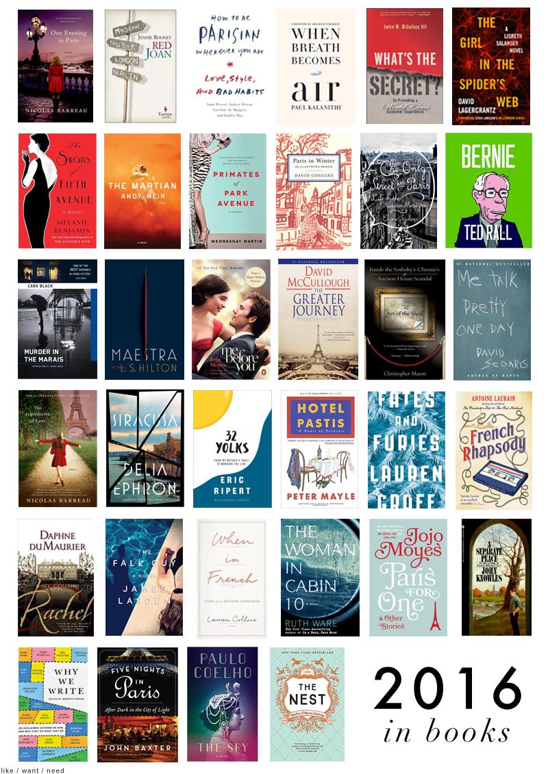 2016 in books