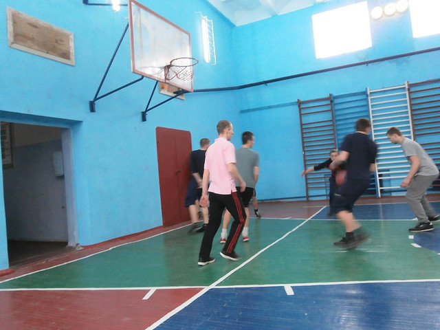Баскетбол-юнаки. Фінал