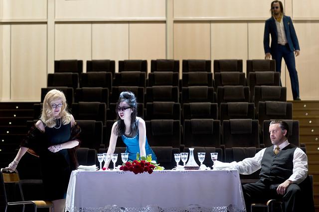 « Le Triomphe du Temps et de la Désillusion  », à voir en février au théâtre !