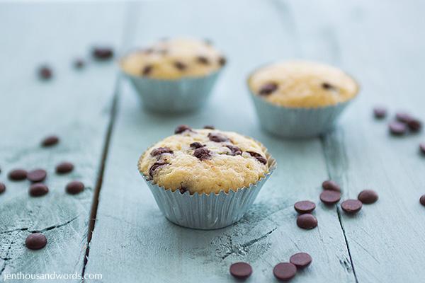 Chocolate Chip Muffins 07