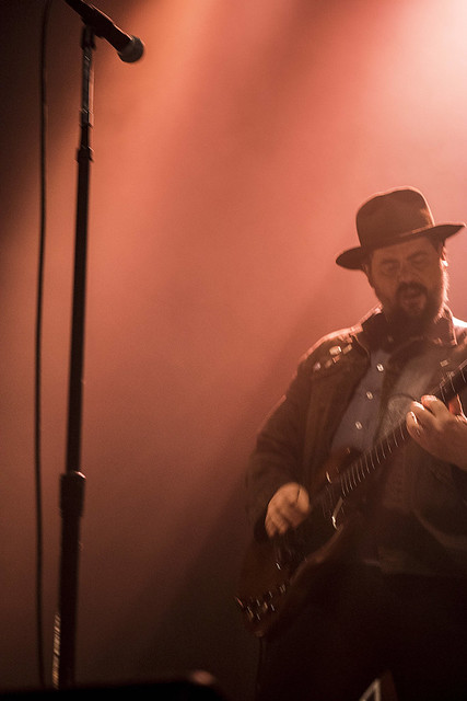 Drive-By Truckers (with Kyle Craft) at the Pageant, January 27, 2017