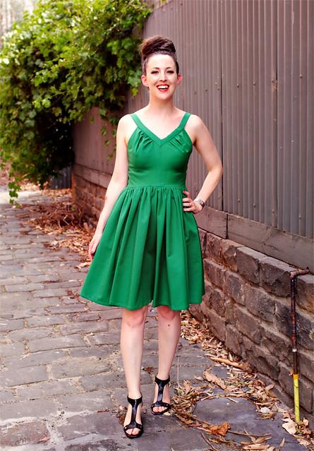 Vintage Green McCalls #2