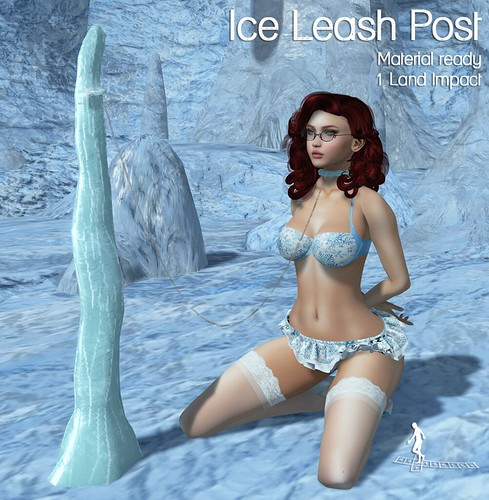 Ice Leash Post