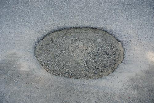 Tourus Interruptus day 3 - Killer Pothole