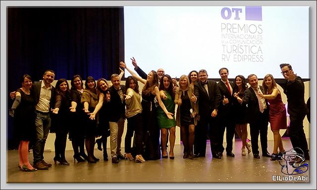 Castilla y León Travel Bloggers, finalistas en los Premios PICOT 2017 18
