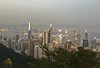 Victoria Peak - View of HK Central lights